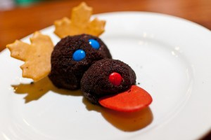 "Le Cellier - Chocolate ""Moose"" Dessert"
