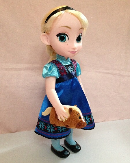 Disney Animator Doll Elsa.