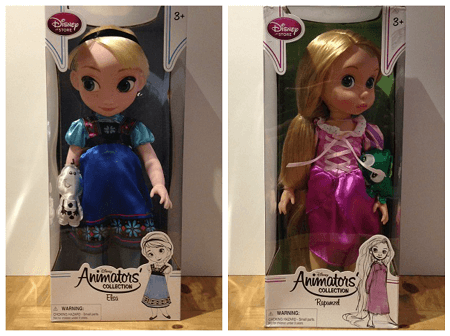 Disney Animator Doll Review.