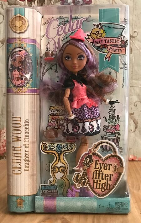 A Review Of Cedar Wood From Ever After High