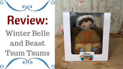 Review: Winter Belle And Beast Tsum Tsums