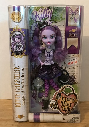 A Review Of Ever After High Kitty Cheshire