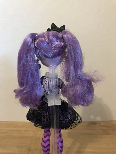 Kitty Cheshire Doll Hair (Messy)
