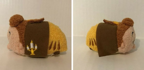 Lumiere Mini Tsum Tsum Side View
