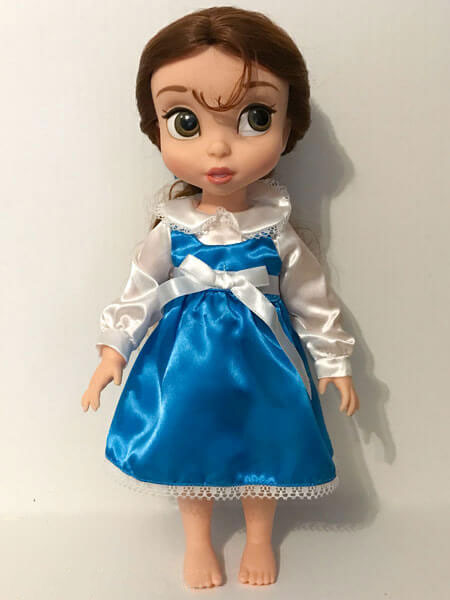 Disney Animator Belle Doll 2017