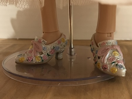 Belle's Celebration Shoes