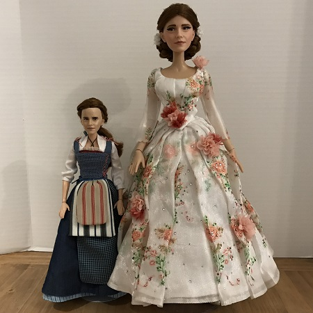 Platinum Belle And Film Collection Belle Dolls