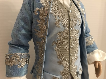 The Prince's Celebration Outfit