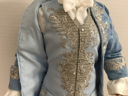 Live Action Beauty And The Beast Prince Celebration Outfit