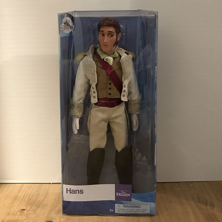 Classic Hans Doll 2017