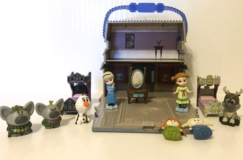 Disney Animators Littles Arendelle Castle