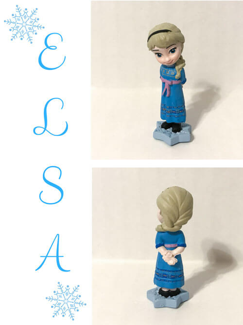 Disney Animators Littles: Elsa.