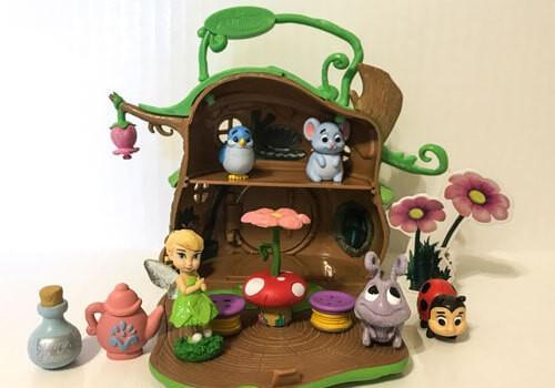 Disney Animators Littles Tinker Bell