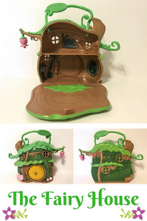 Disney Animators Littles Tinker Bell's House.