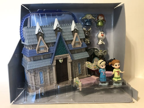 Disney Animators Littles Frozen Playset Review