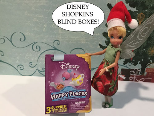 Disney Shopkins Blind Boxes!