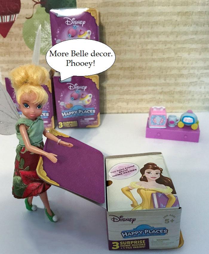 More Belle Decor. Phooey!