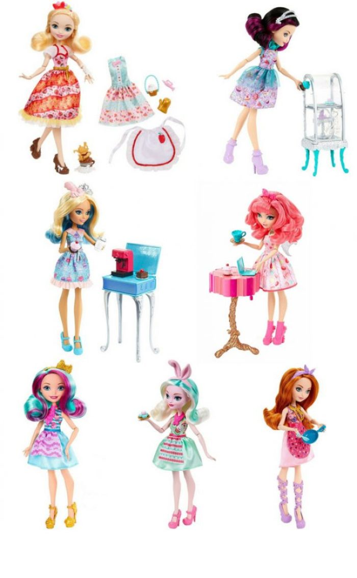Ever After High Sweet Treats Dolls 2018