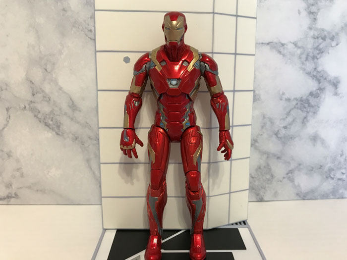 Iron Man Action Figure Mark 46