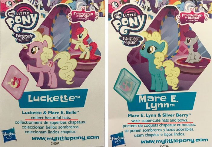 My Little Pony Collector Cards Image