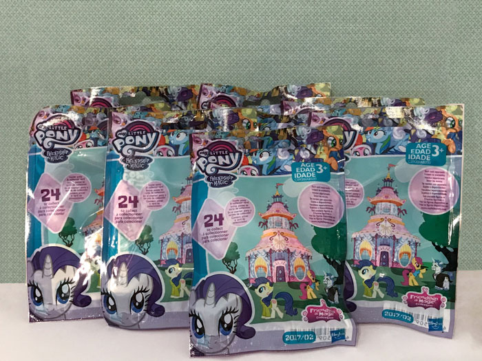 My Little Pony Blind Bag Review