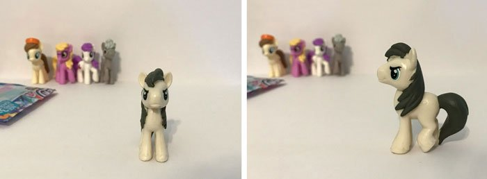 My Little Pony Mini Figure: Business Savvy.