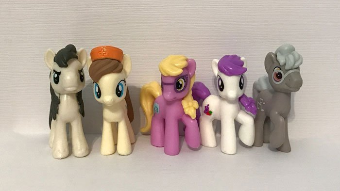 My Little Pony Blind Bags (Wave 20).