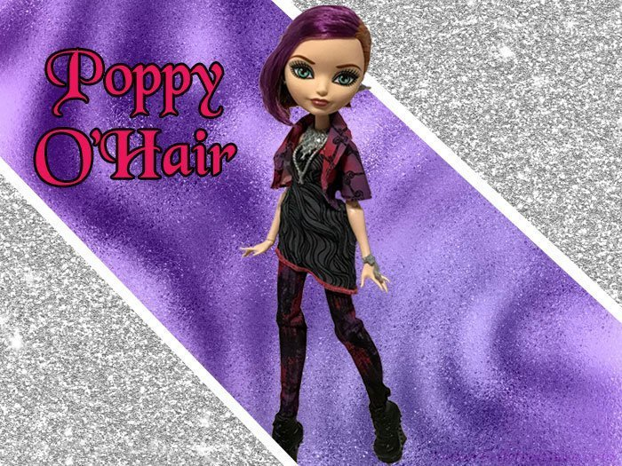 Doll review: Poppy O'Hair from Ever After High!