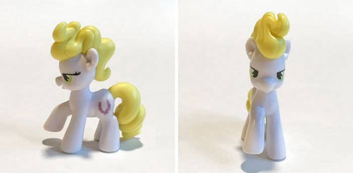 Dane Tee Dove My Little Pony Mini Figure.