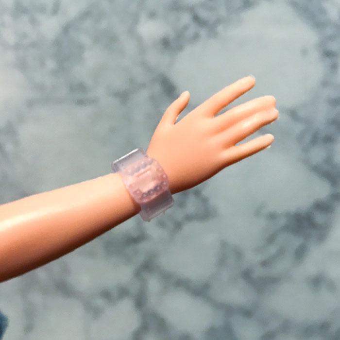 Barbie Fashionista Watch.