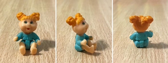 Little Sprout Blind Pack: Lillian Mabel.