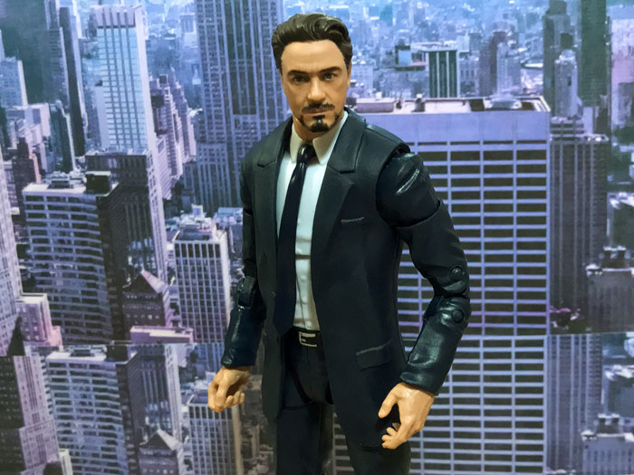 Marvel Studios: The First Ten Years Tony Stark Review.
