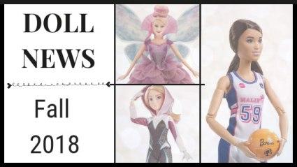 Doll News: Fall 2018.