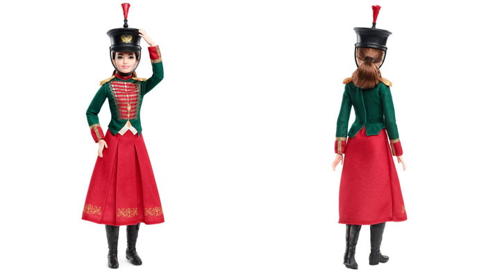 Live-Action Clara doll from Mattel.