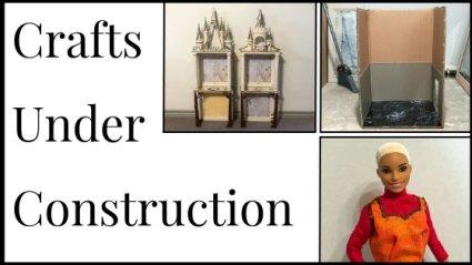 Crafts Under Construction.