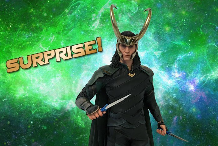 Review of Hot Toys Thor: Ragnarok Loki.