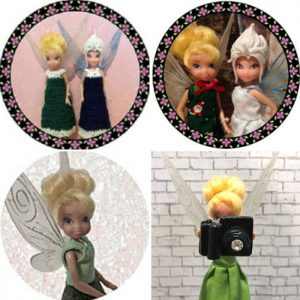 Tink's Many Portraits.