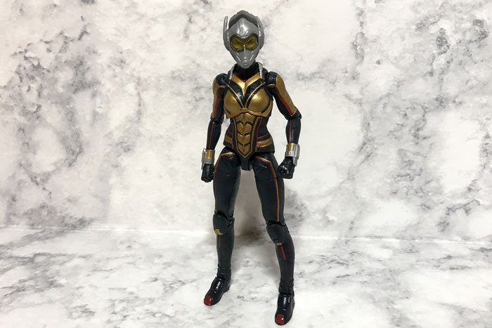 Marvel Legends Action Figure: The Wasp.