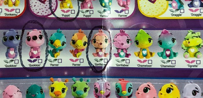 Image of Hatchimal Colleggtibles Guide.