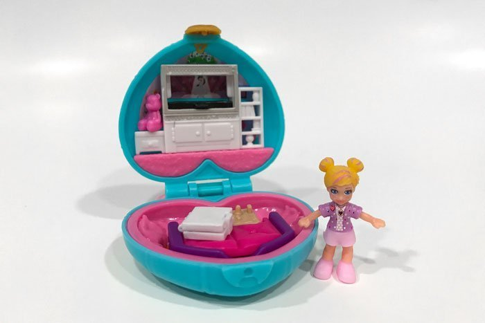 Polly Pocket is back and she's cuter than ever!