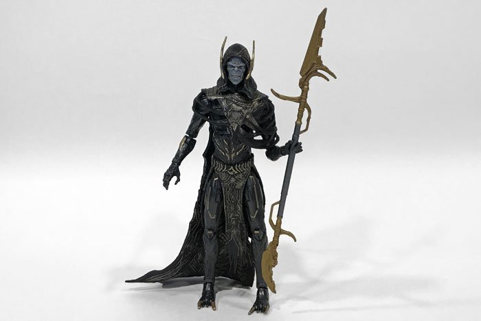 Marvel Legends Corvus Glaive.
