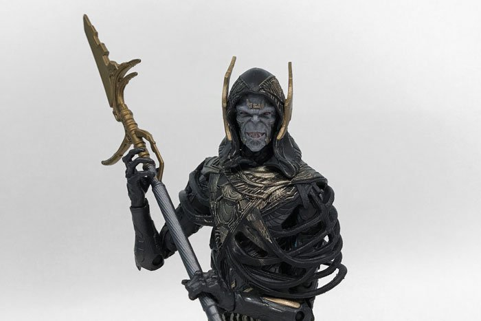 A review of Marvel Legends Corvus Glaive.
