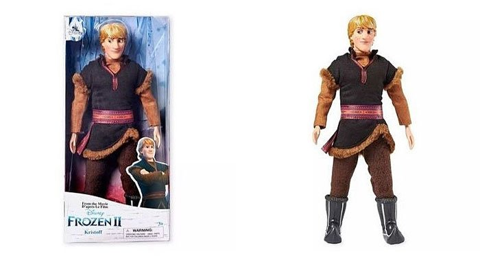 Frozen 2 Classic Kristoff doll from shopDisney.