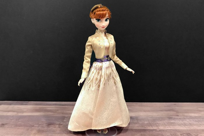 Frozen 2 Classic Anna from Disney Store.