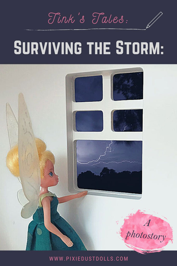 Tink's Tales: Surviving the Storm (a doll photostory).