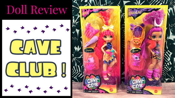 Doll Review: Cave Club