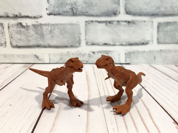 Dino Double: Mini T-Rex.