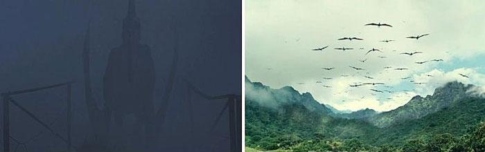 Jurassic Park Pterosaur Screenshot.