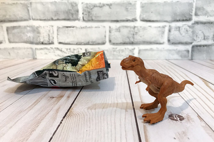 Jurassic World Mini Dino: T-Rex.