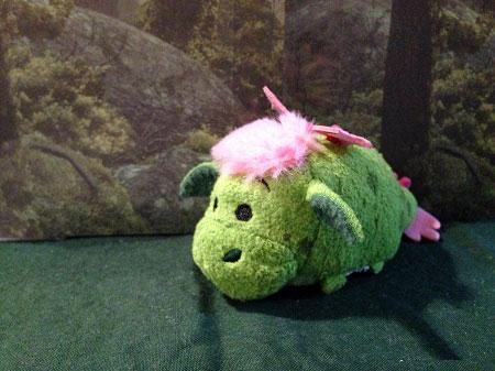 Mini Elliot Dragon Tsum Tsum